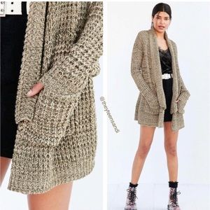 Urban Outfitters BDG Ava Cozy Cardigan
